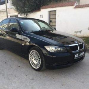 location BMW 316 en Tunisie