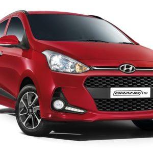 location Hyundai i10 en Tunisie